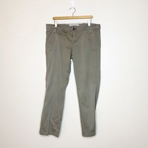 Anthropologie daughters of liberation khakis